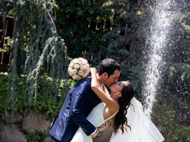La boda de Hector y Carla en Sant Fost De Campsentelles, Barcelona 3