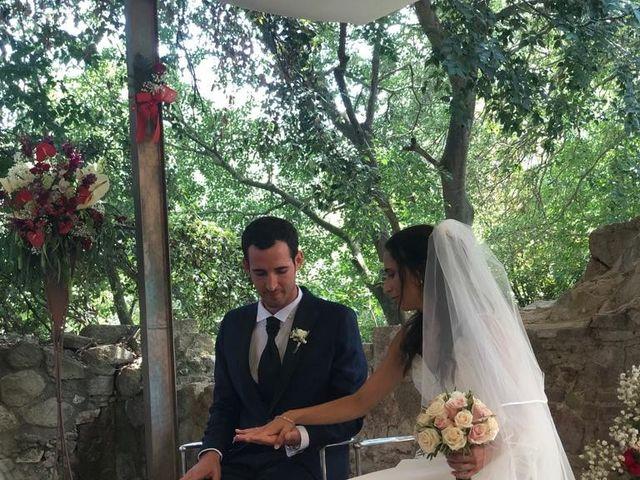 La boda de Hector y Carla en Sant Fost De Campsentelles, Barcelona 4