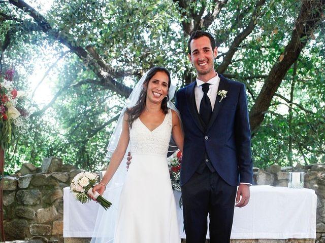 La boda de Hector y Carla en Sant Fost De Campsentelles, Barcelona 7