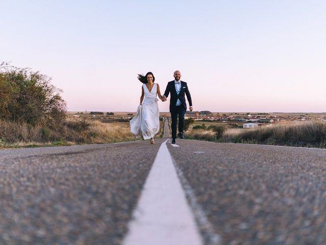 La boda de Diego  y Cris en Valladolid, Valladolid 57