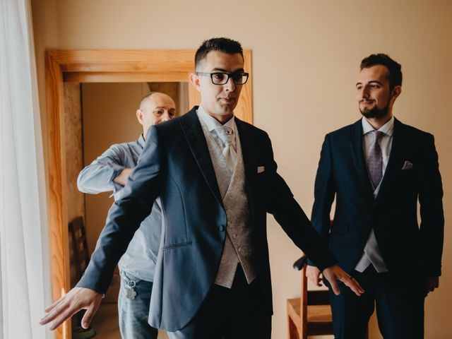 La boda de Albert y Cristina en Fares, Girona 5