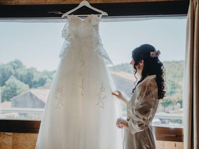 La boda de Albert y Cristina en Fares, Girona 13