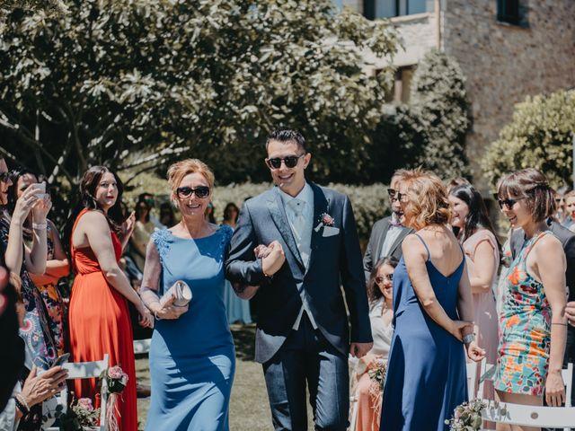 La boda de Albert y Cristina en Fares, Girona 18
