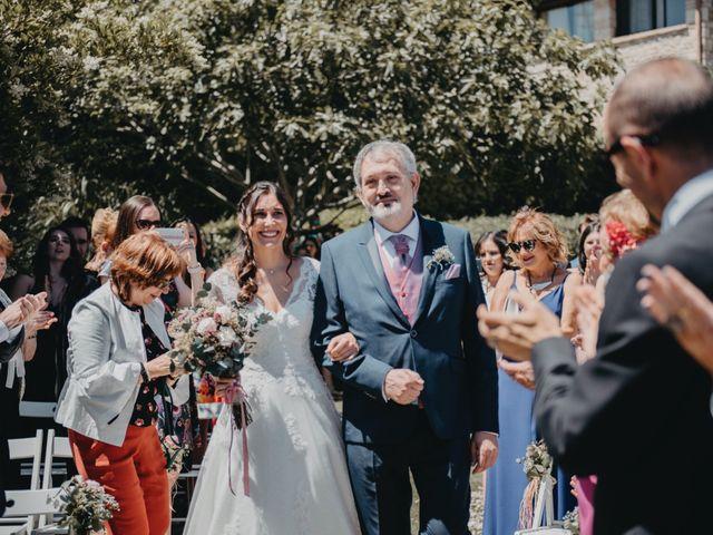 La boda de Albert y Cristina en Fares, Girona 19