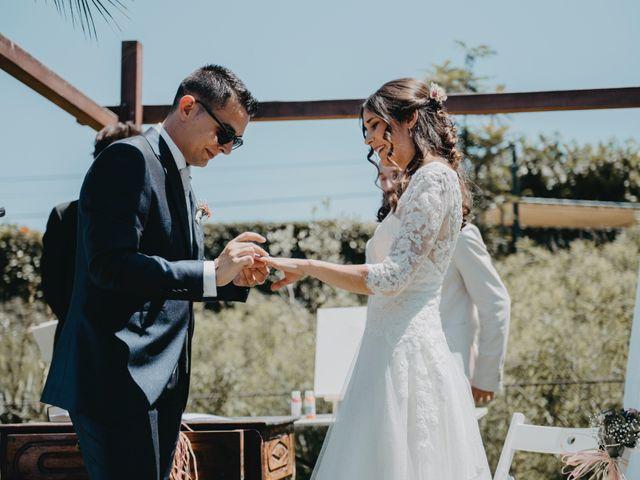 La boda de Albert y Cristina en Fares, Girona 20