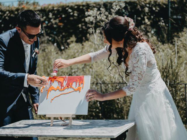 La boda de Albert y Cristina en Fares, Girona 22
