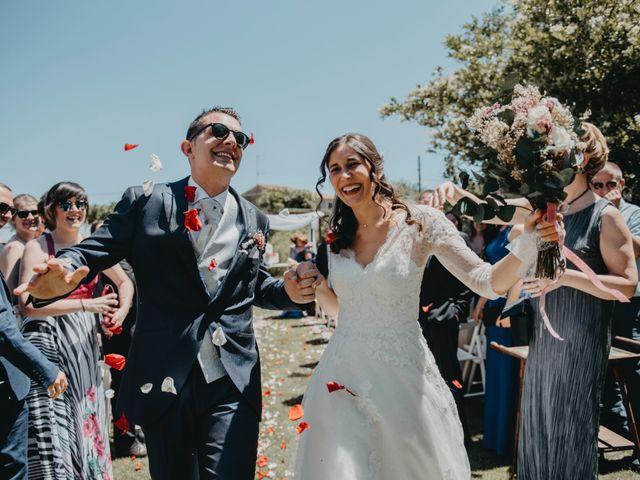 La boda de Albert y Cristina en Fares, Girona 24