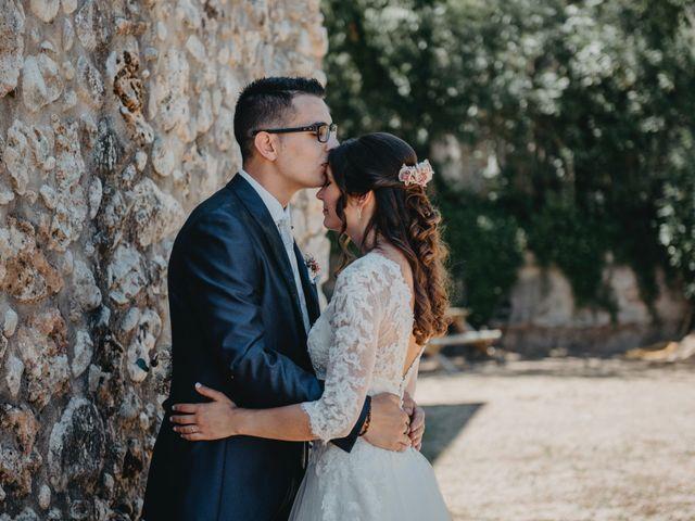 La boda de Albert y Cristina en Fares, Girona 25