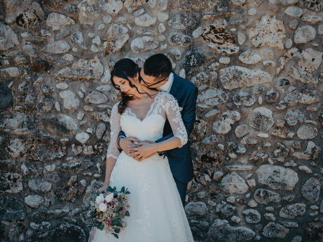 La boda de Albert y Cristina en Fares, Girona 26