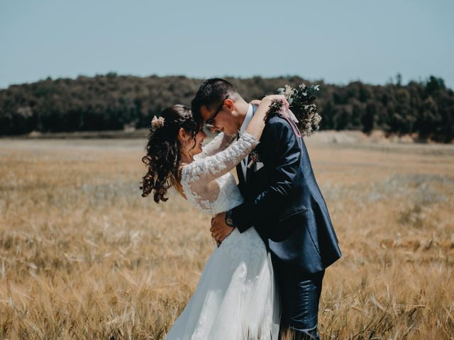 La boda de Albert y Cristina en Fares, Girona 2