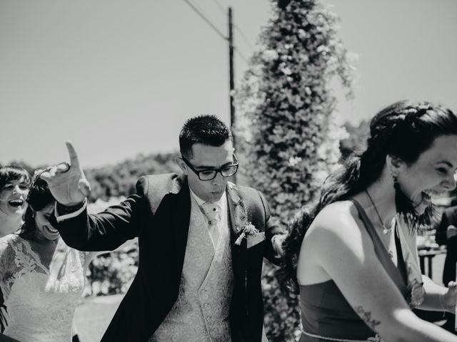 La boda de Albert y Cristina en Fares, Girona 29
