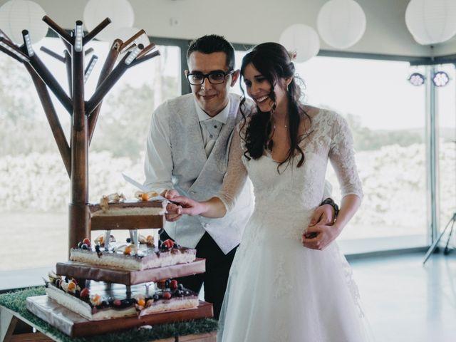 La boda de Albert y Cristina en Fares, Girona 33