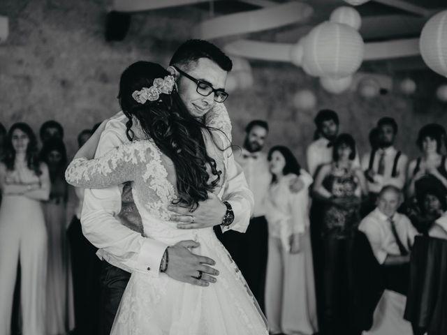 La boda de Albert y Cristina en Fares, Girona 35