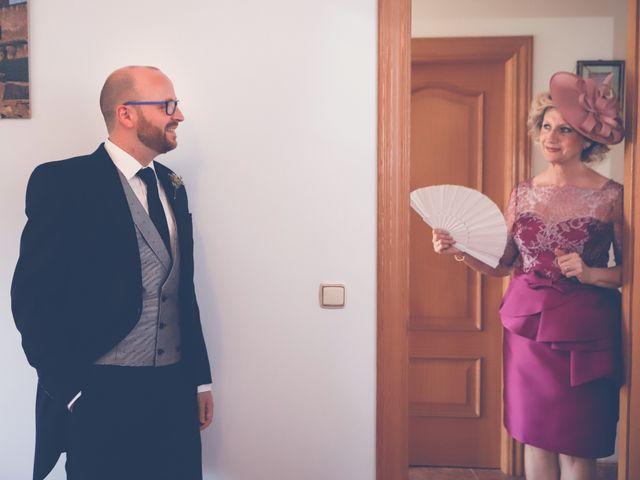 La boda de Iván y María Ángeles en Villena, Alicante 1