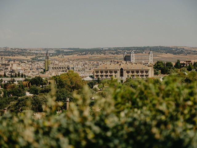 La boda de David y Bárbara en Toledo, Toledo 28