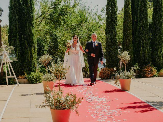La boda de David y Bárbara en Toledo, Toledo 47