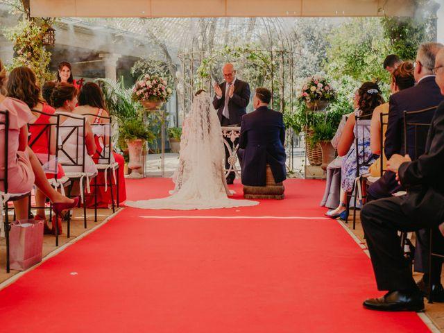 La boda de David y Bárbara en Toledo, Toledo 50