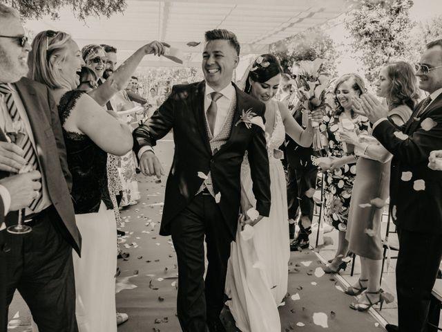 La boda de David y Bárbara en Toledo, Toledo 61