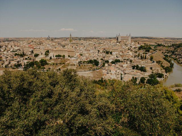 La boda de David y Bárbara en Toledo, Toledo 66