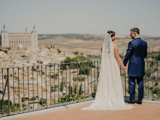 La boda de Bárbara y David