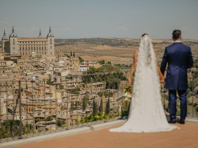 La boda de David y Bárbara en Toledo, Toledo 67
