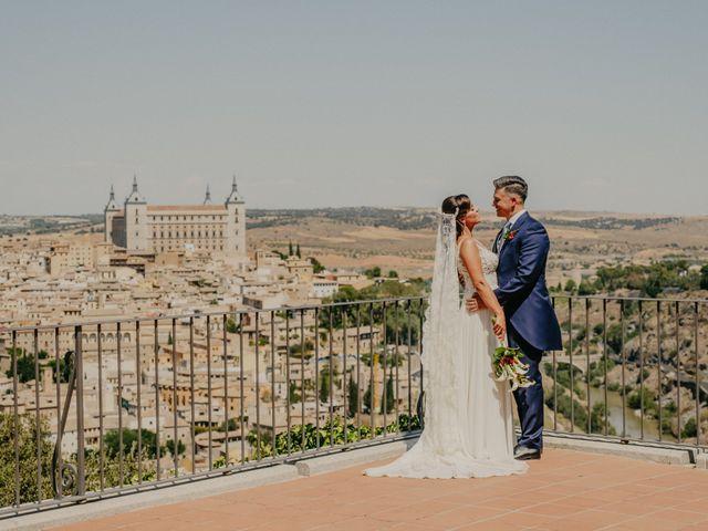 La boda de David y Bárbara en Toledo, Toledo 68