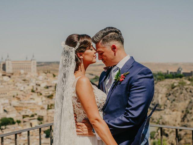 La boda de David y Bárbara en Toledo, Toledo 69