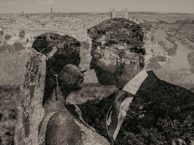 La boda de David y Bárbara en Toledo, Toledo 70