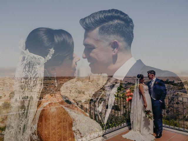 La boda de David y Bárbara en Toledo, Toledo 71