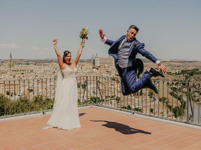 La boda de David y Bárbara en Toledo, Toledo 73