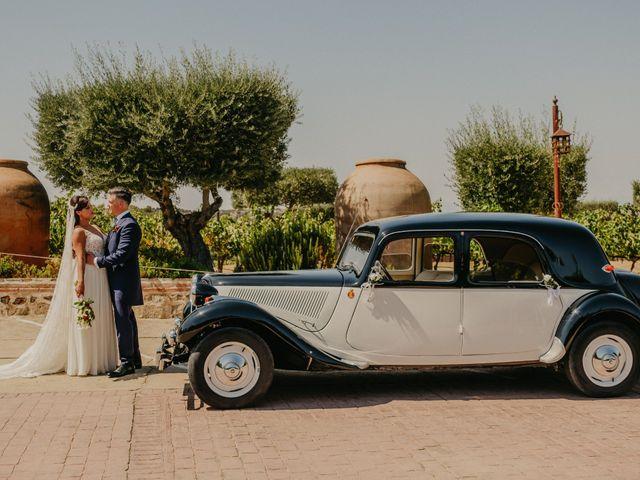 La boda de David y Bárbara en Toledo, Toledo 74