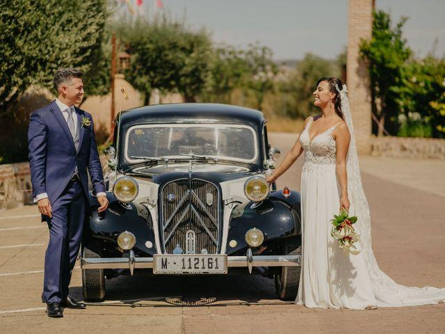 La boda de David y Bárbara en Toledo, Toledo 75