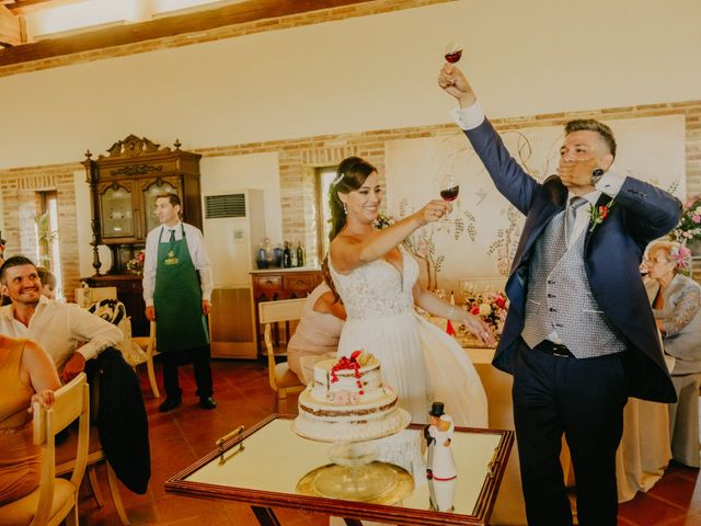 La boda de David y Bárbara en Toledo, Toledo 84
