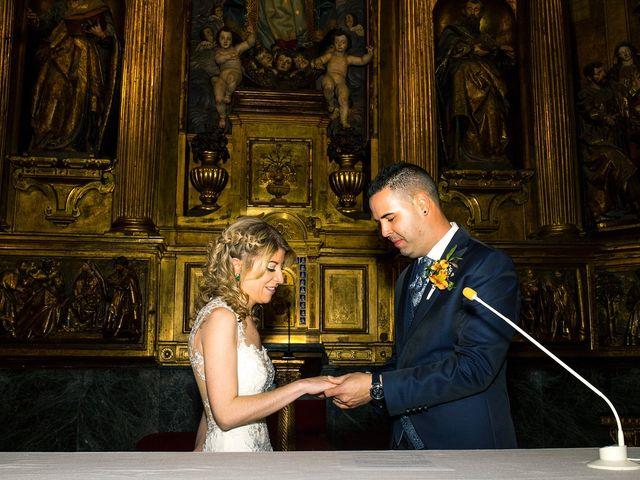 La boda de David y Idoia en Vitoria-gasteiz, Álava 26