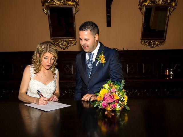 La boda de David y Idoia en Vitoria-gasteiz, Álava 34