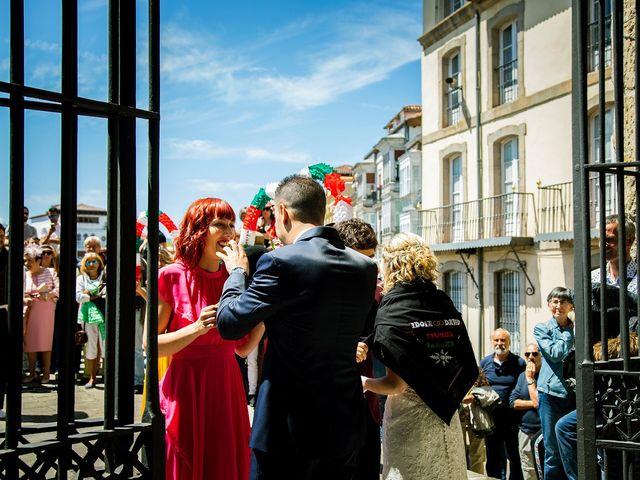 La boda de David y Idoia en Vitoria-gasteiz, Álava 37