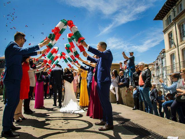 La boda de David y Idoia en Vitoria-gasteiz, Álava 39