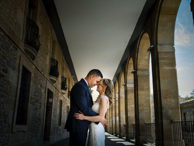 La boda de David y Idoia en Vitoria-gasteiz, Álava 41