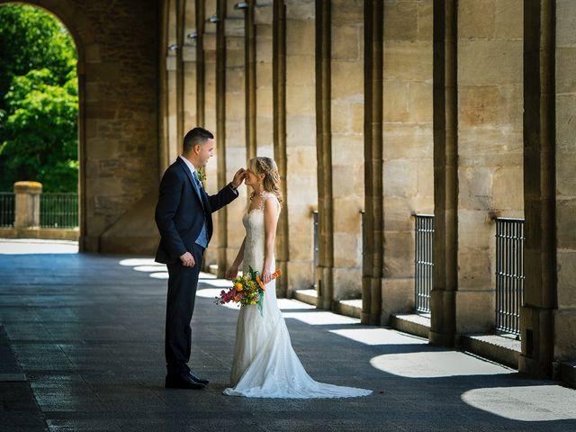 La boda de David y Idoia en Vitoria-gasteiz, Álava 42