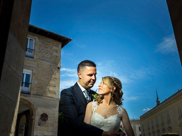 La boda de David y Idoia en Vitoria-gasteiz, Álava 46