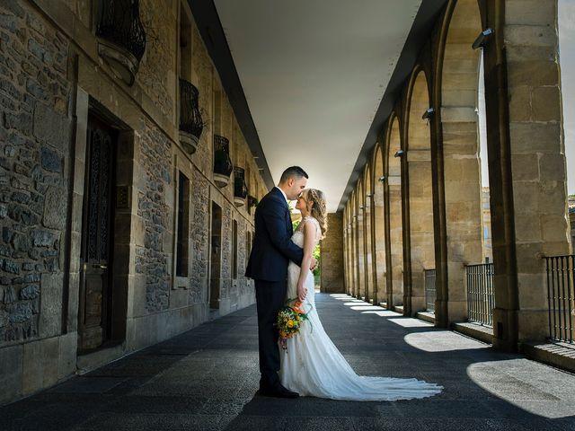 La boda de David y Idoia en Vitoria-gasteiz, Álava 50