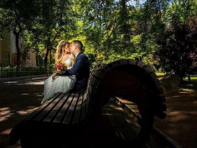 La boda de David y Idoia en Vitoria-gasteiz, Álava 71