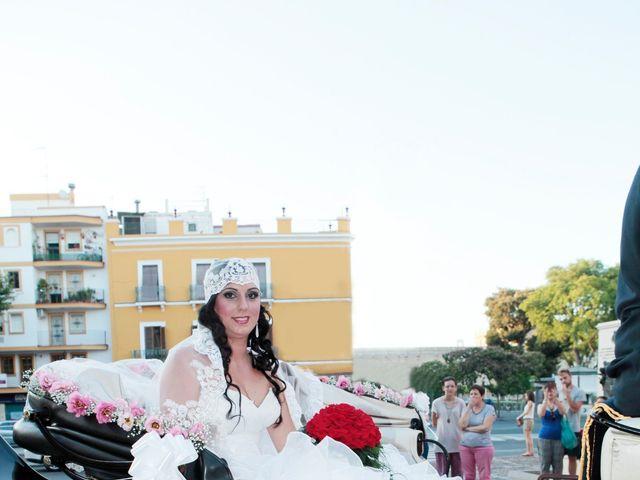 La boda de Martín y Mari en Sevilla, Sevilla 11