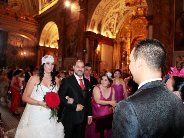 La boda de Martín y Mari en Sevilla, Sevilla 13