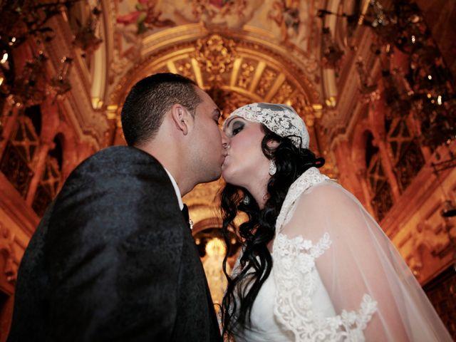 La boda de Martín y Mari en Sevilla, Sevilla 15