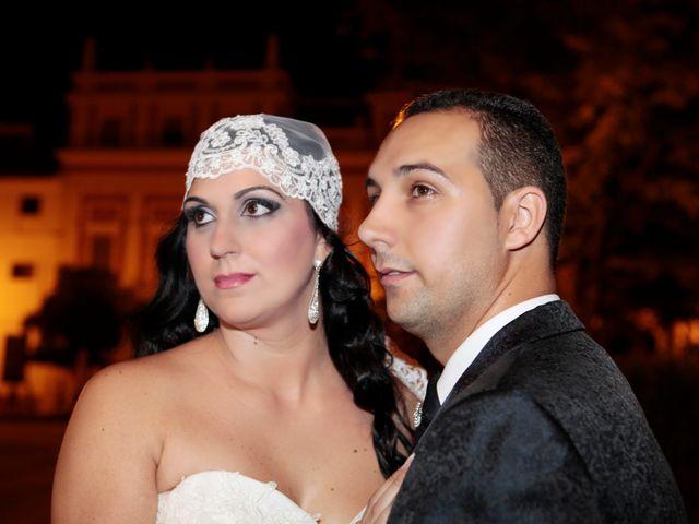 La boda de Martín y Mari en Sevilla, Sevilla 21