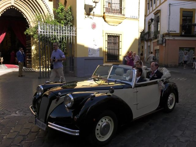 La boda de Estela y Cayetano en Carmona, Sevilla 6