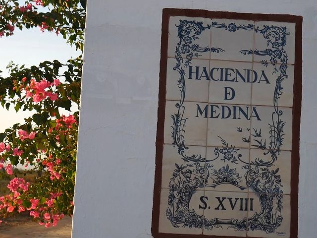 La boda de Estela y Cayetano en Carmona, Sevilla 7