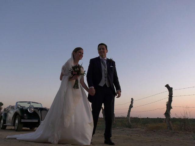 La boda de Estela y Cayetano en Carmona, Sevilla 8
