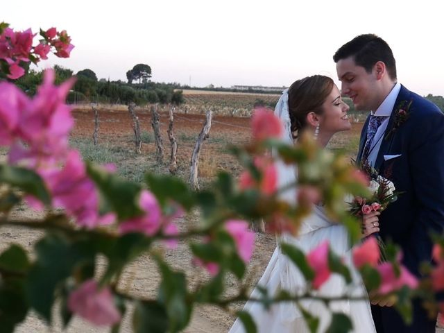 La boda de Estela y Cayetano en Carmona, Sevilla 9
